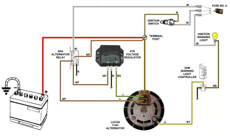 Kubota Denso Alternator Wiring Diagram Electrical Circuit