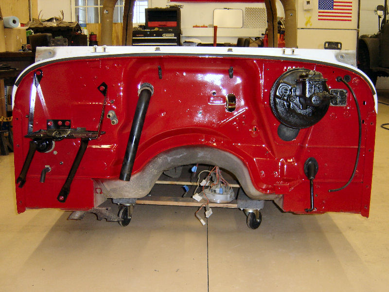 For For Jeep Cj5 Fuse Box Swaping A Yj Tub Onto My Brothers Cj7 Jeepforum Com