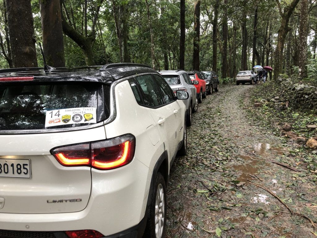 Jeep Trails Monsoon Trails In God S Own Kerala Jul 14 16 2018 Jeep