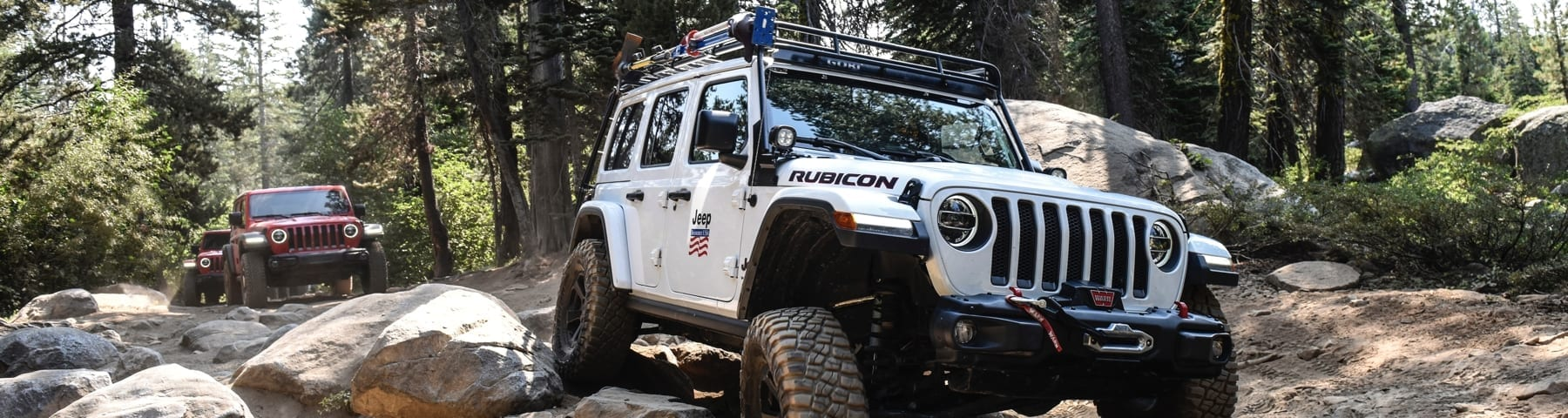 Jeep Trails 22nd Rubicon Trail 2019 Jeep Jamboree Usa