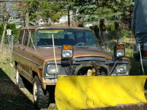 1982 Jeep Grand Wagoneer 4x4 258 I6 Auto For Sale in Kenosha, Wisconsin