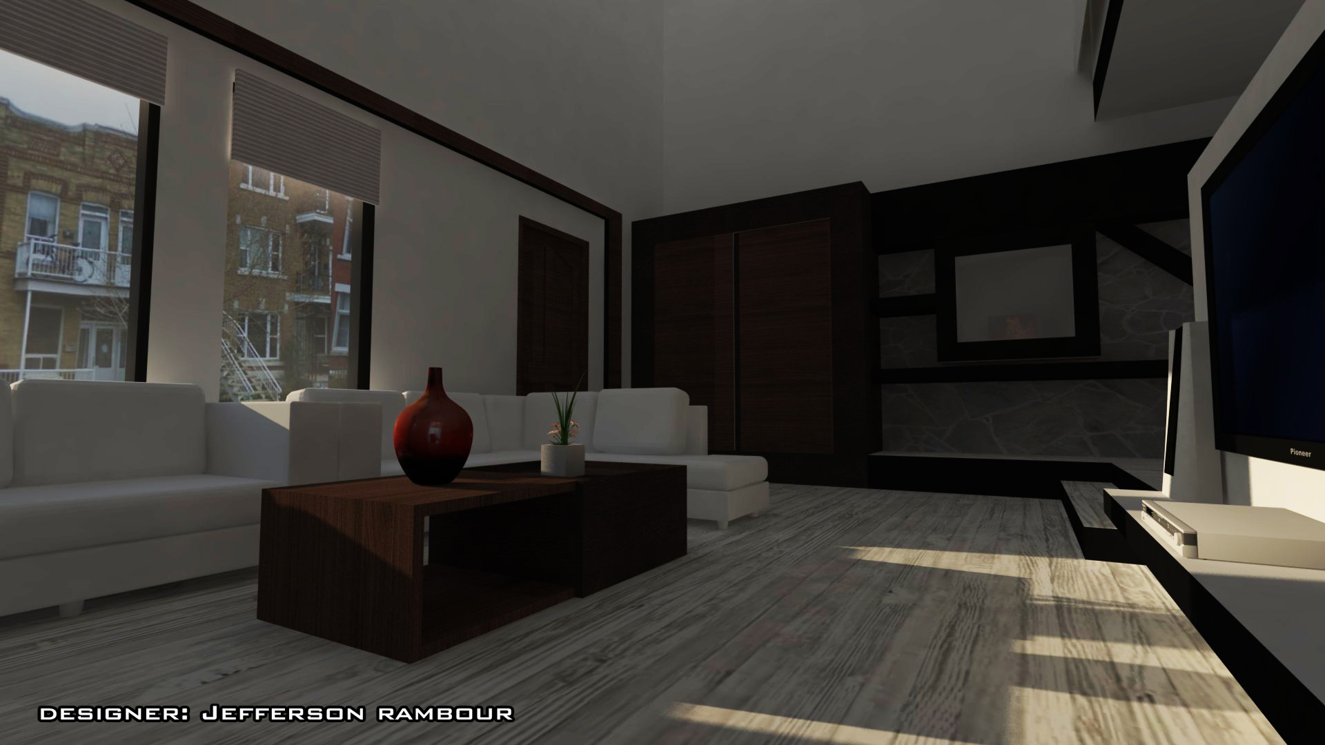 Decoration Interieur Moderne Salon   Deco Salon Zen Moderne Avec ...