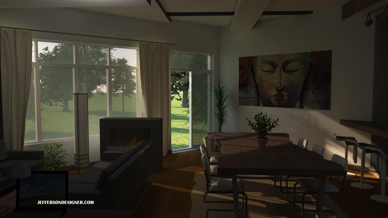 Design interieur loft dorga architecte d interieur à lyon