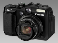 Comparing the Canon G10, G11 and G12 (2/3)