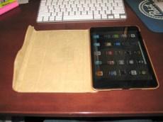Just got a new case for my iPad Mini