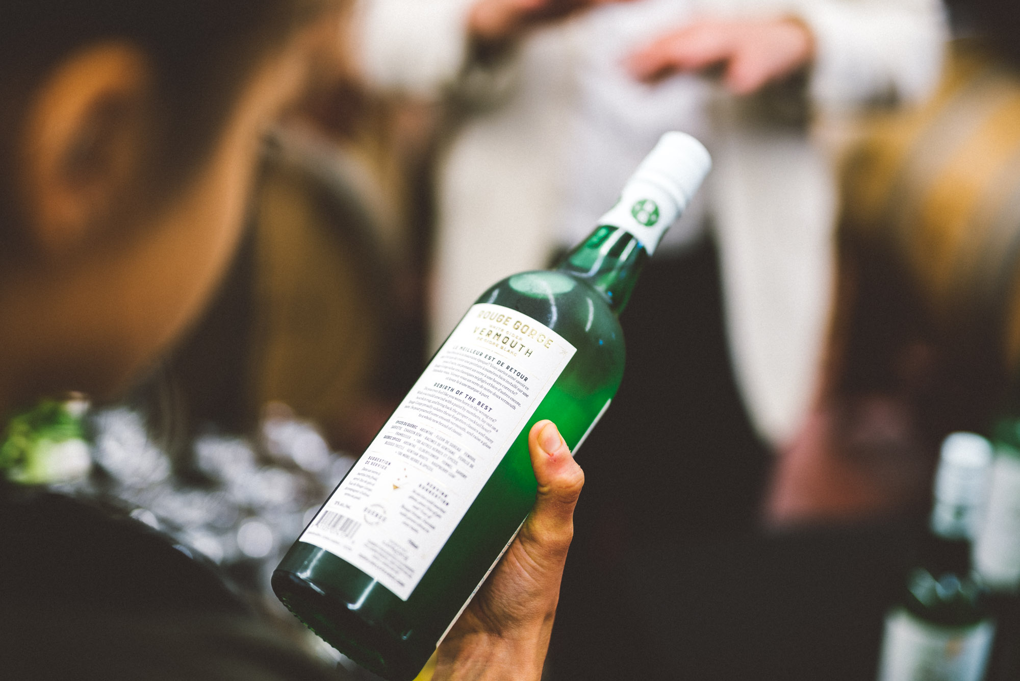 Product Hunt Montreal Discover Dandy Gin From Les Vergers Lafrance Jeff On The
