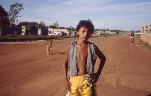 Boy in Sao Francisco, Rondonia
