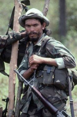 Contra Sniper, Preparing to Disarm at End of War