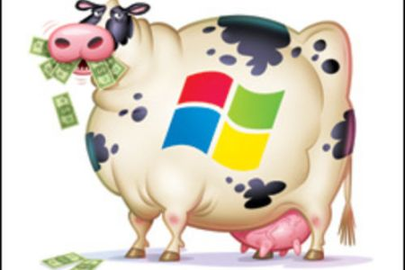 Microsoft's Sacred Cash Cow
