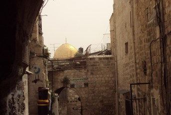 Dome of the Rock, Muslim Quarter, (Old City, Jerusalem)