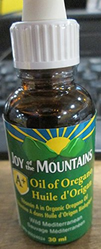 Oregano Oil Joy of the Mountains
