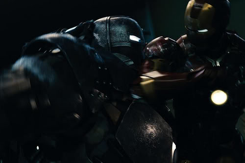 Iron Man movie 2008 Iron Man vs Iron Monger
