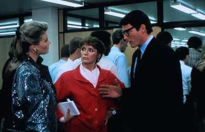 Superman IV Quest for Peace Lacey,  Lois Lane and Clark Kent