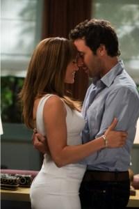 The Back-Up Plan Jennifer Lopez hot dress and Alex O'Loughlin