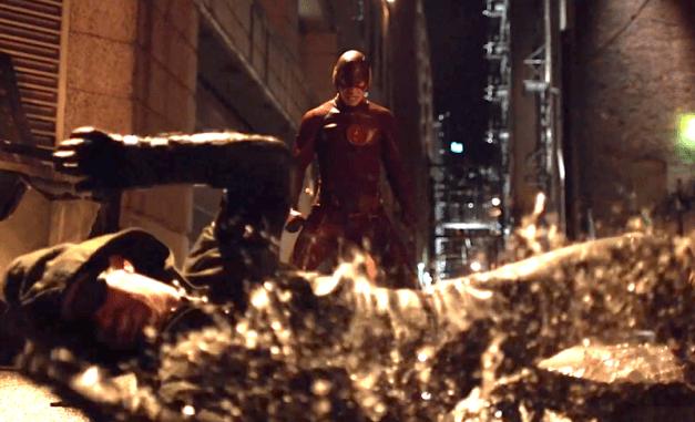 The Flash vs Arrow
