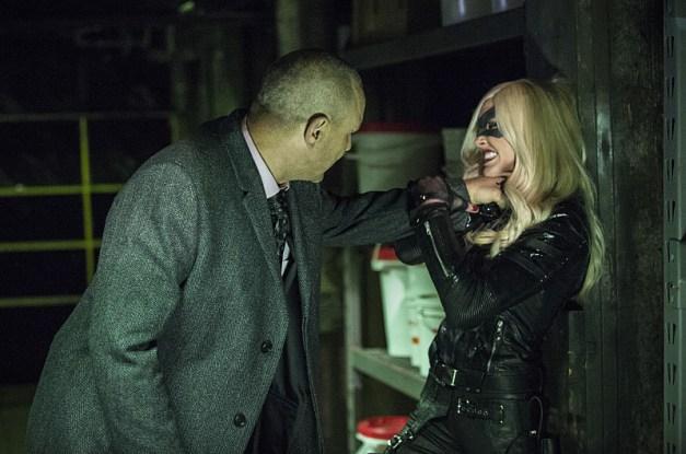 Arrow - Midnight City - Brick vs Black Canary