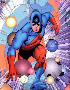DC Comics Atom LylesMovieFiles