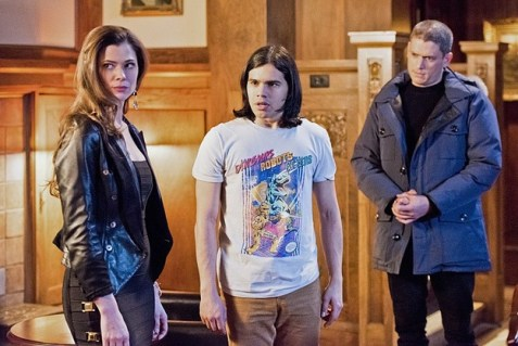 The Flash - Rogue Time - Lisa, Cisco and Captain Cold