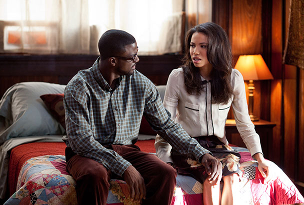 Temptations of a Marriage Counselor -Lance Gross and Jurnee Smollett-Bell