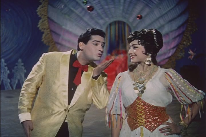 Rock N Roll Wallpaper For Girls The Bollywood Elvis In Junglee 1961 Cinema Sojourns