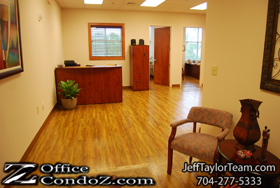 2315 West Arbors Drive Suite 205 Reception Area