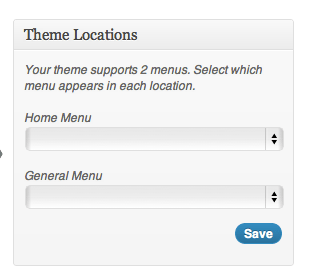 Theme Locations module