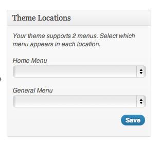 Theme Locations module