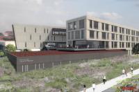 KU School of Business - Curtain Wall Engineering - JEI ...