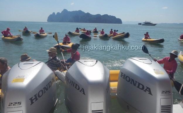 sea canoing hong island phuket 7