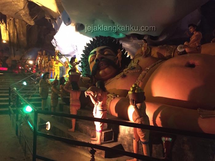 ramayana cave kualalumpur 1