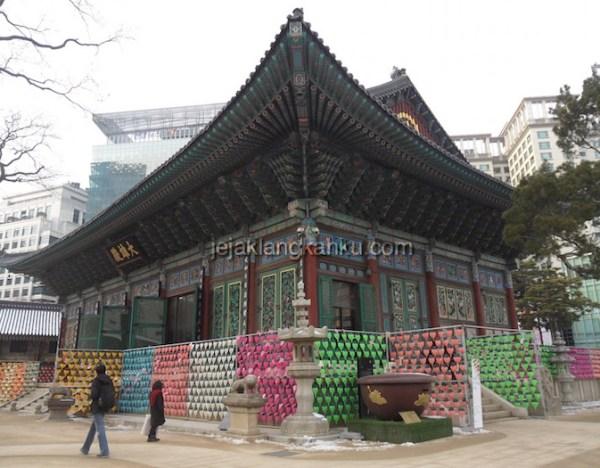 jogye temple seoul 1