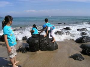 beach kor