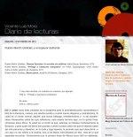 Menos joven por Vicente Luis Mora