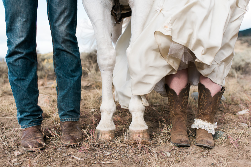 bride-groom-horse-legs