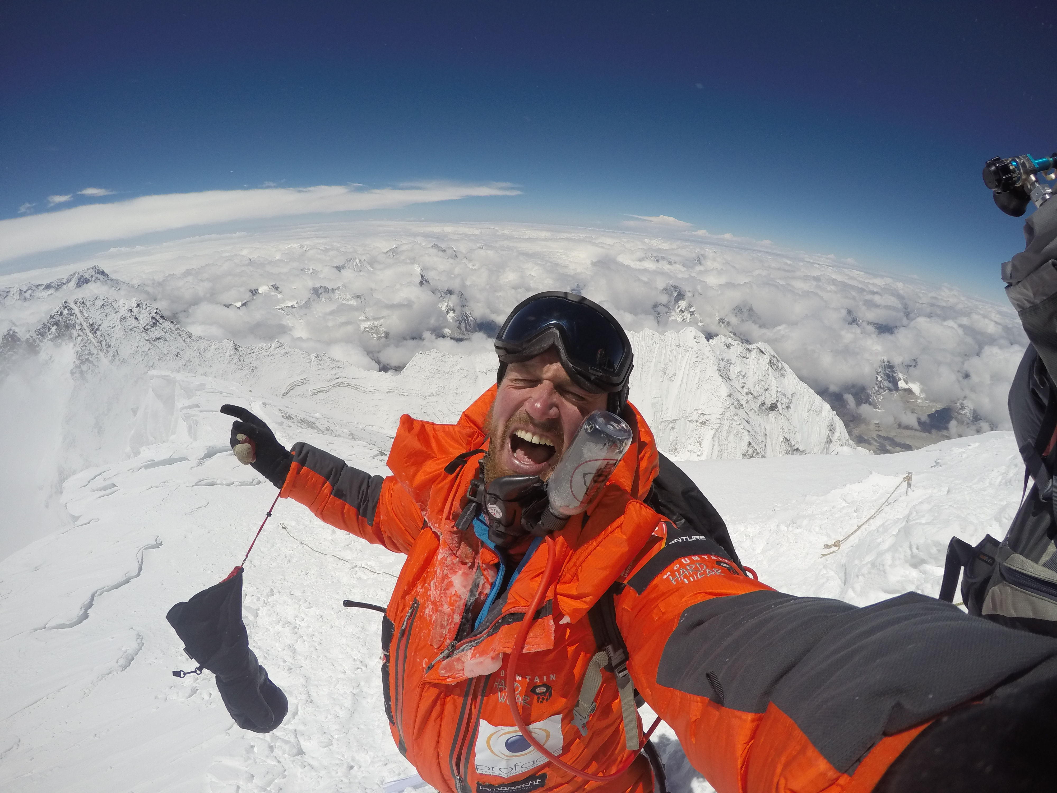 Doors Everest 7 Summits Of Happiness Frank Hetkan Be