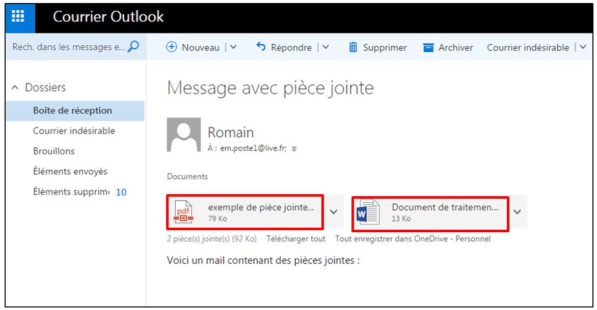 creer un fichier cvs pour emails