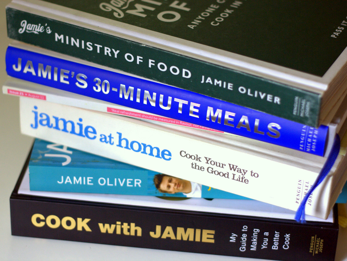 Jamie Oliver recipe round-up!