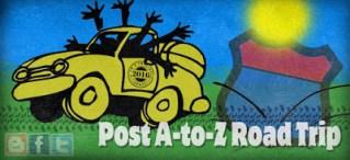 Post A-to-Z Road Trip [2016]