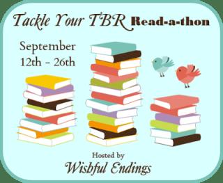 Tackle Your TBR Readathon 2016