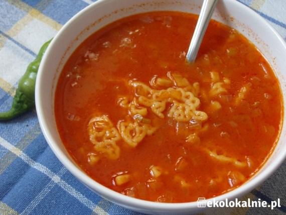 Pomidorowa z Tampico