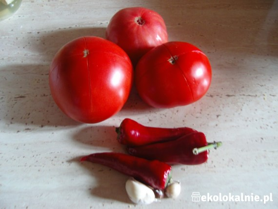 Pikantny sos chilli