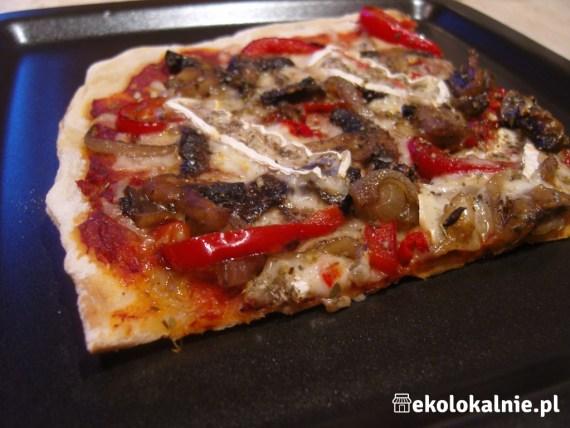 Idealne ciasto na pizze