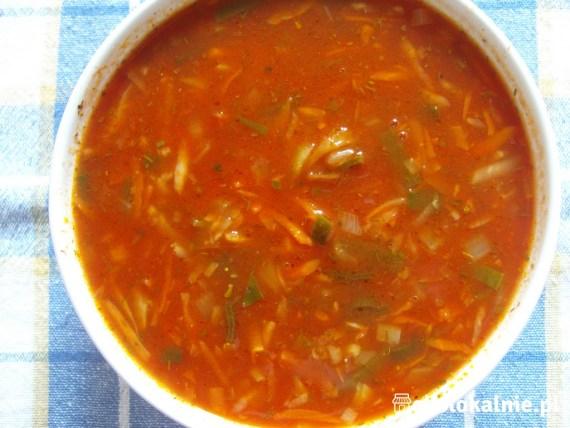 Gęsta pomidorowa