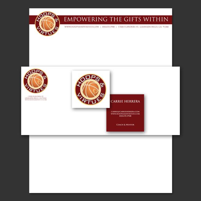 Branding \u2013 LogoBusiness CardLetterheadEnvelope \u2013 Nashville