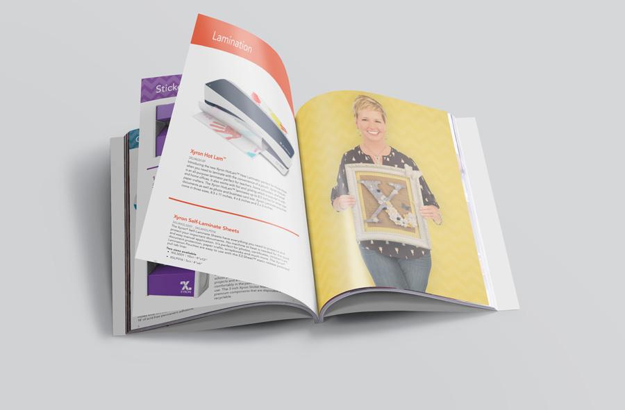Freelance Magazine Designer, Catalog Design and Multiple Page Layout