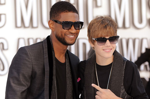 usher-bieber-getty