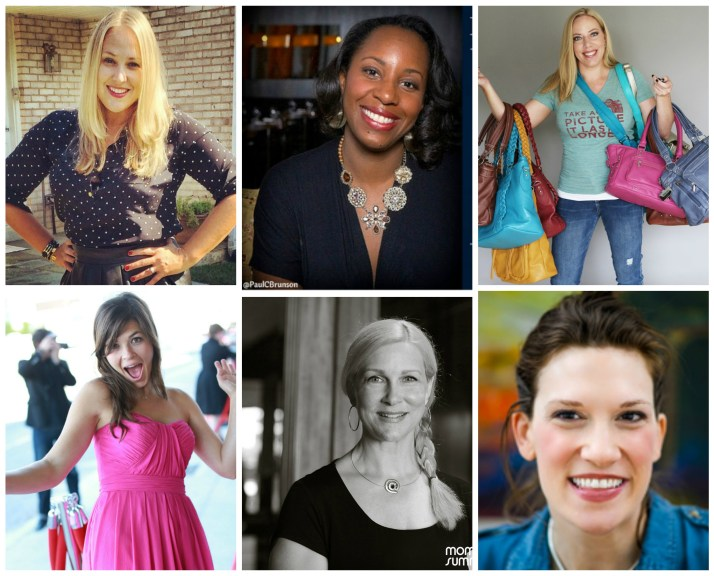 6 women entrepreneurs