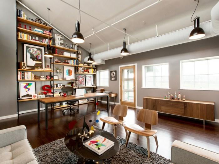 minimal workspace 9