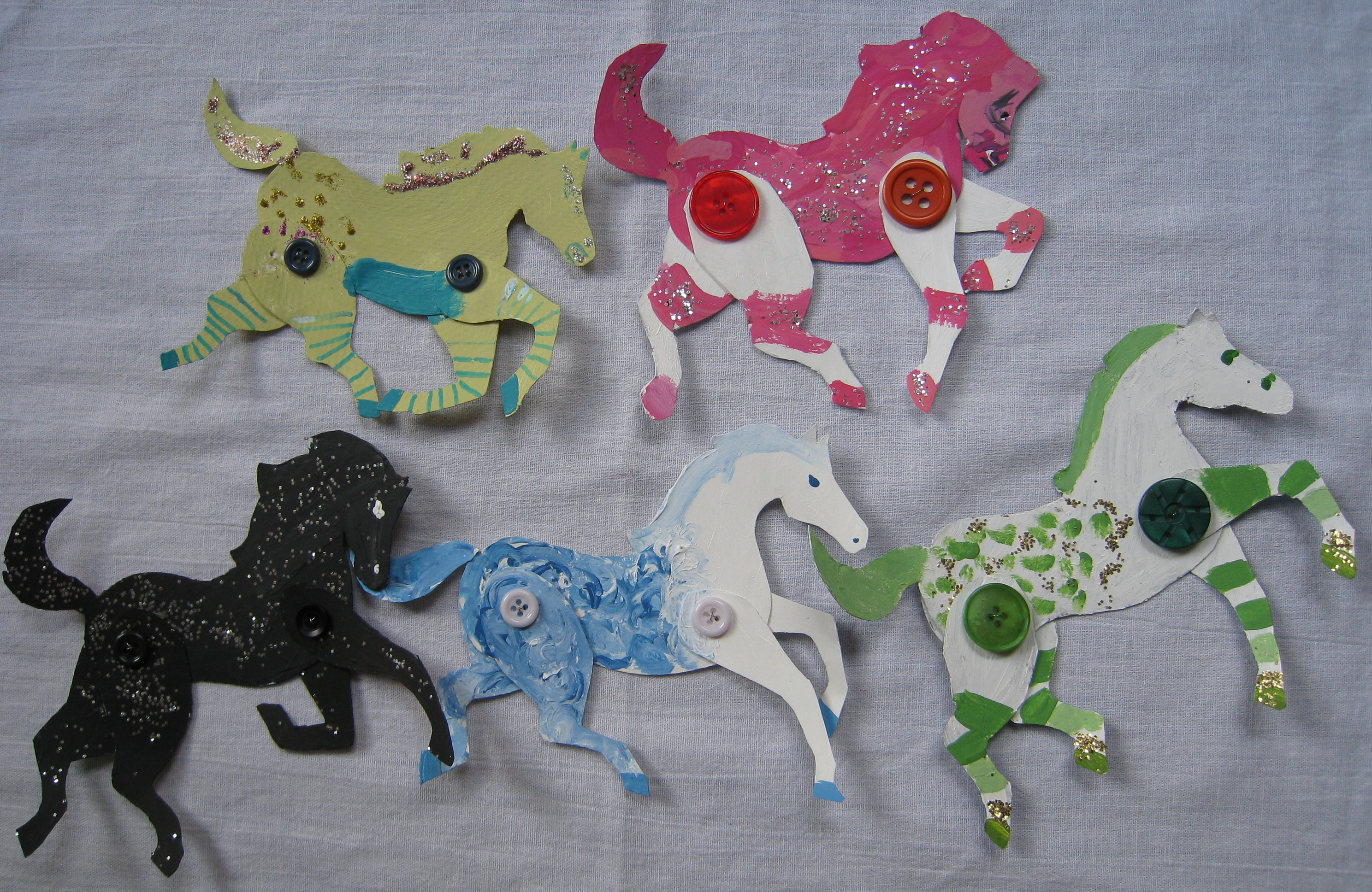 Gallery of horse arts and crafts