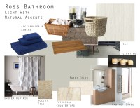 Bathroom Design Concepts | Jenna + Calder
